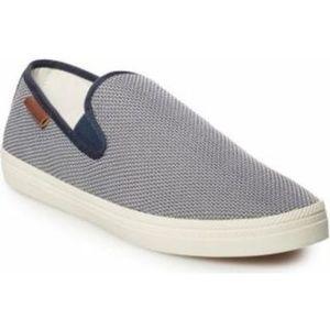 madden NYC Men's Caster Mesh Slip-On Shoes NWB